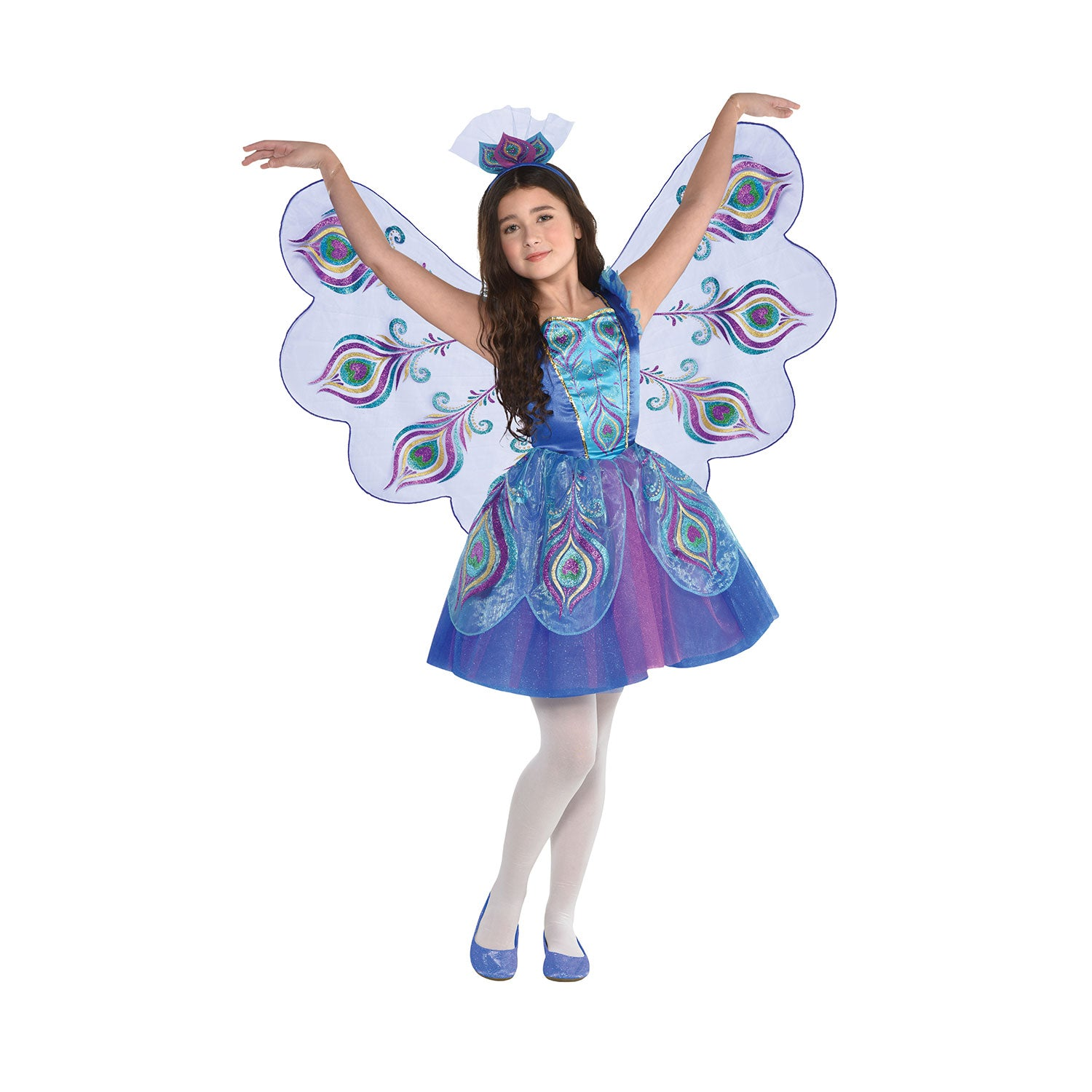 Pretty Peacock Costume
