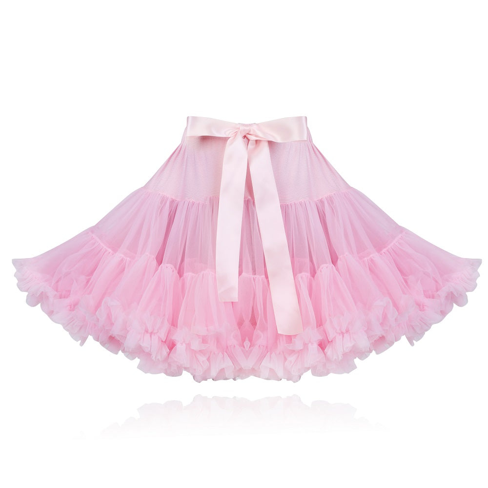 Sugar Pink Couture Pettiskirt