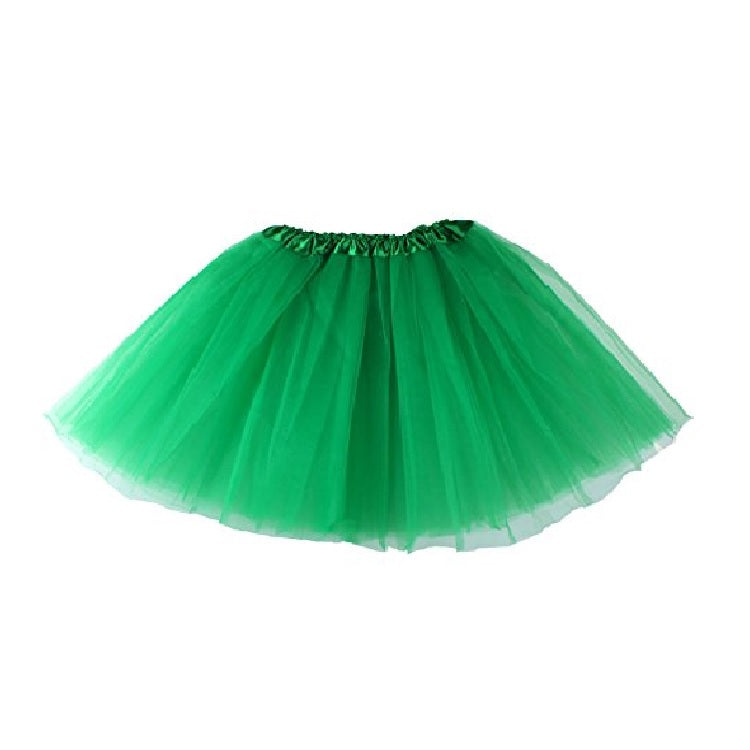 girls Racing Green Ballet Tutu