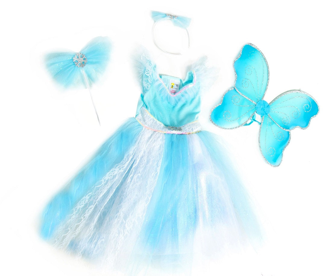 Aqua Frozen Fairy Set