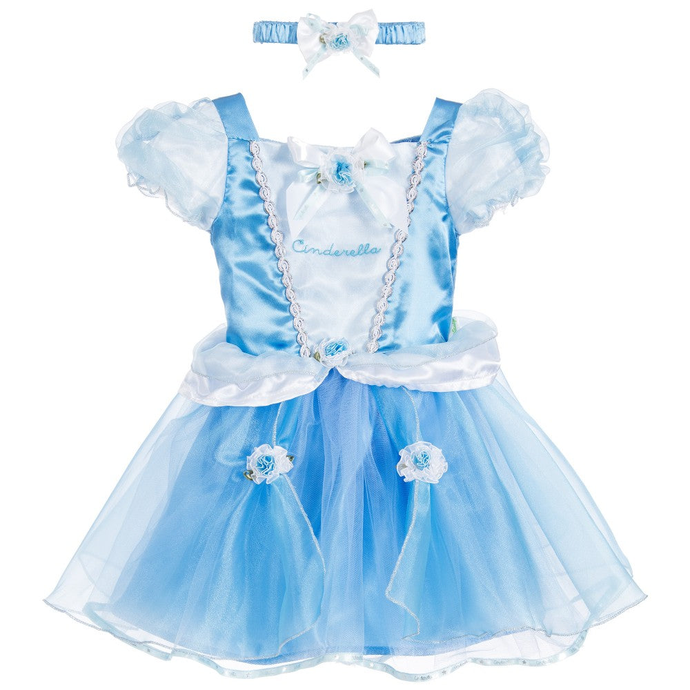 Disney Baby Cinderella Dress in blue