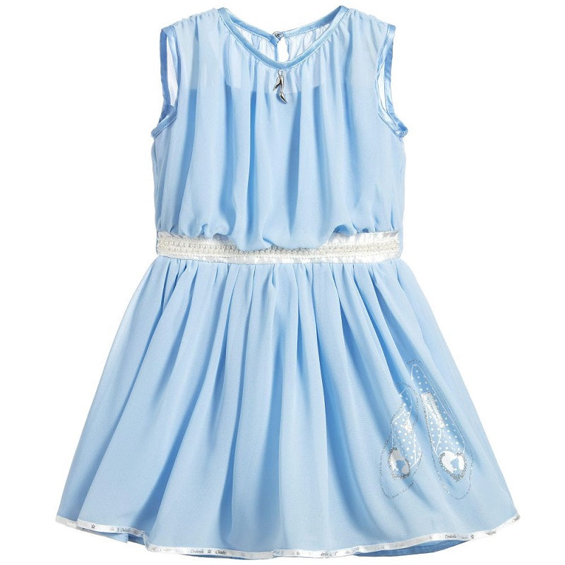Disney Boutique - Cinderella Slippers Blue Dress