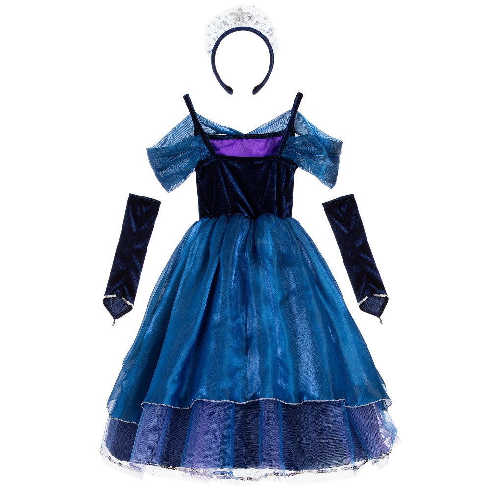 blue Starcatcher Princess Costume Set