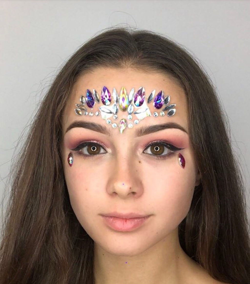 Sparkle Face and Body Gems