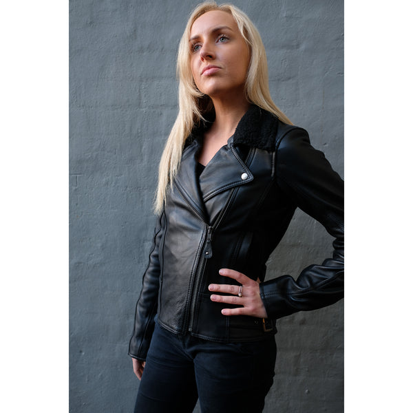 Night Owl Leather Jacket