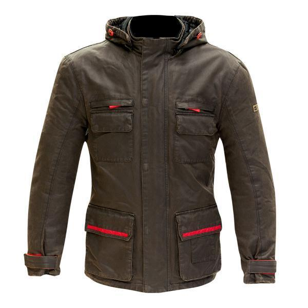 Everson Jacket, Brown