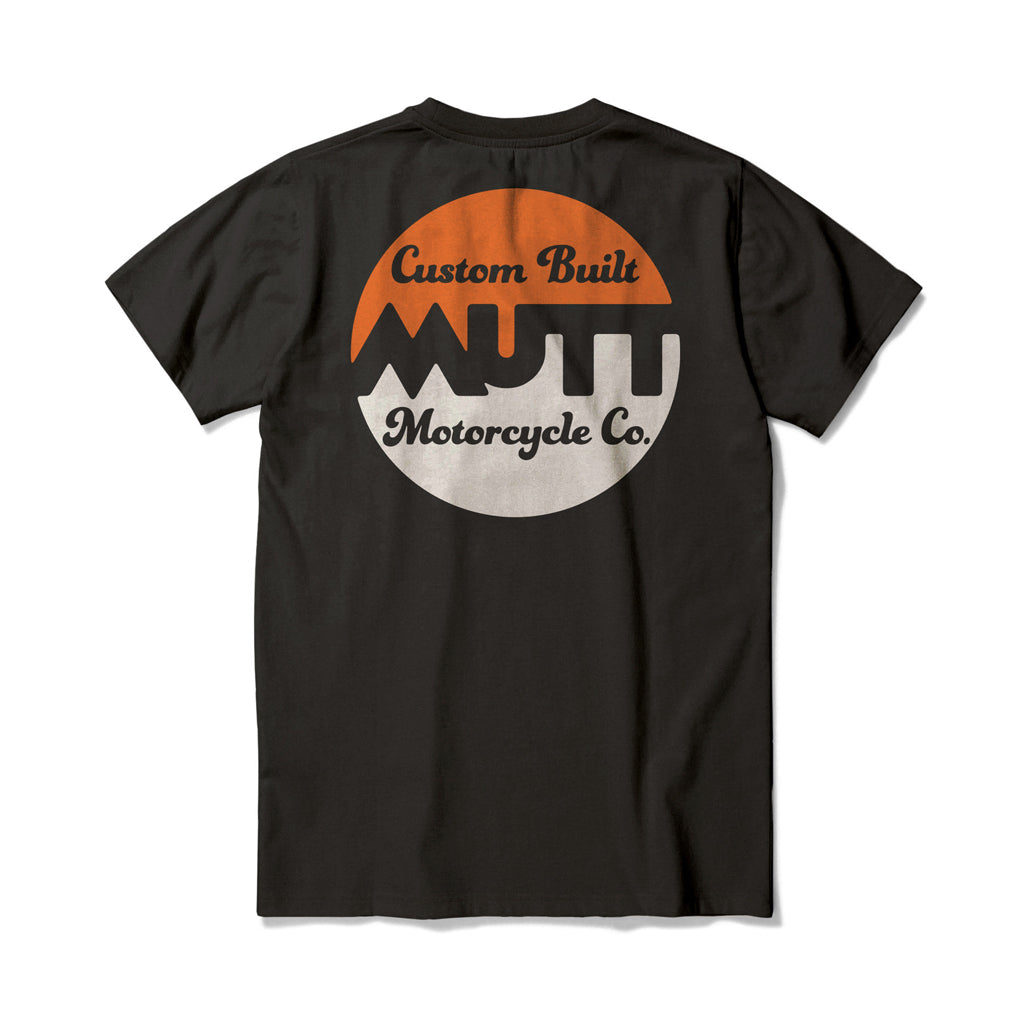 Mutt Custom Build T-Shirt - Black