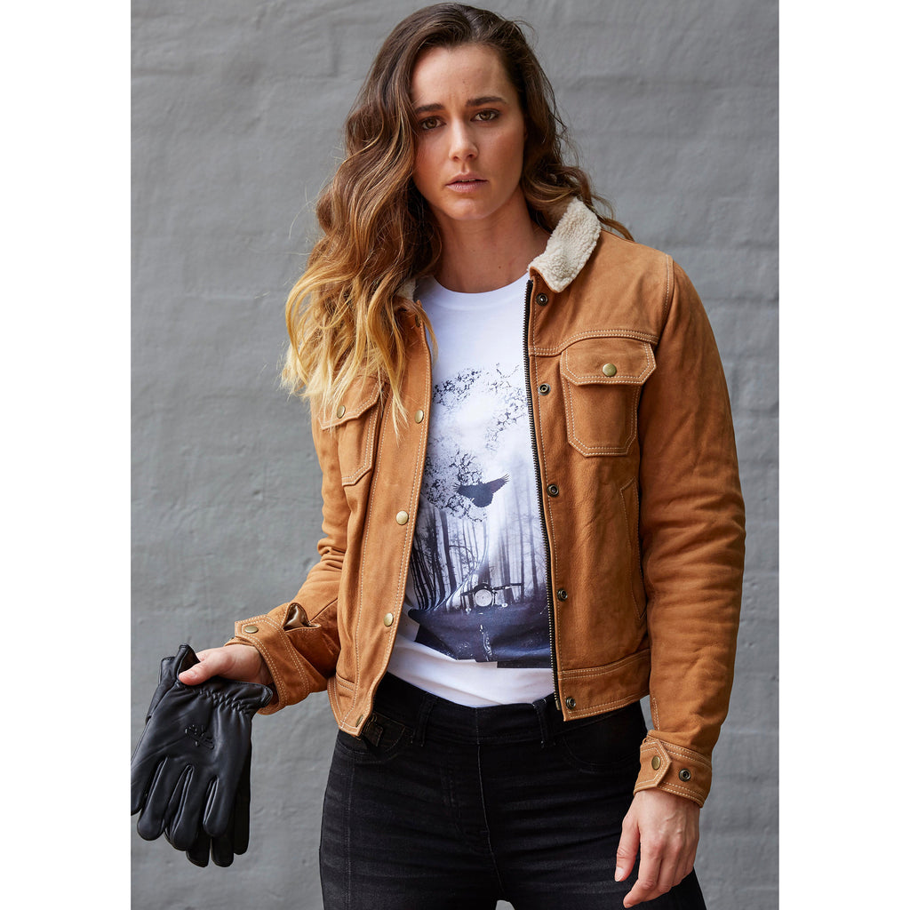 Dakota Nubuck Jacket