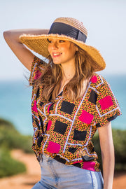 Camisa Zahara Coleccion Beach Club