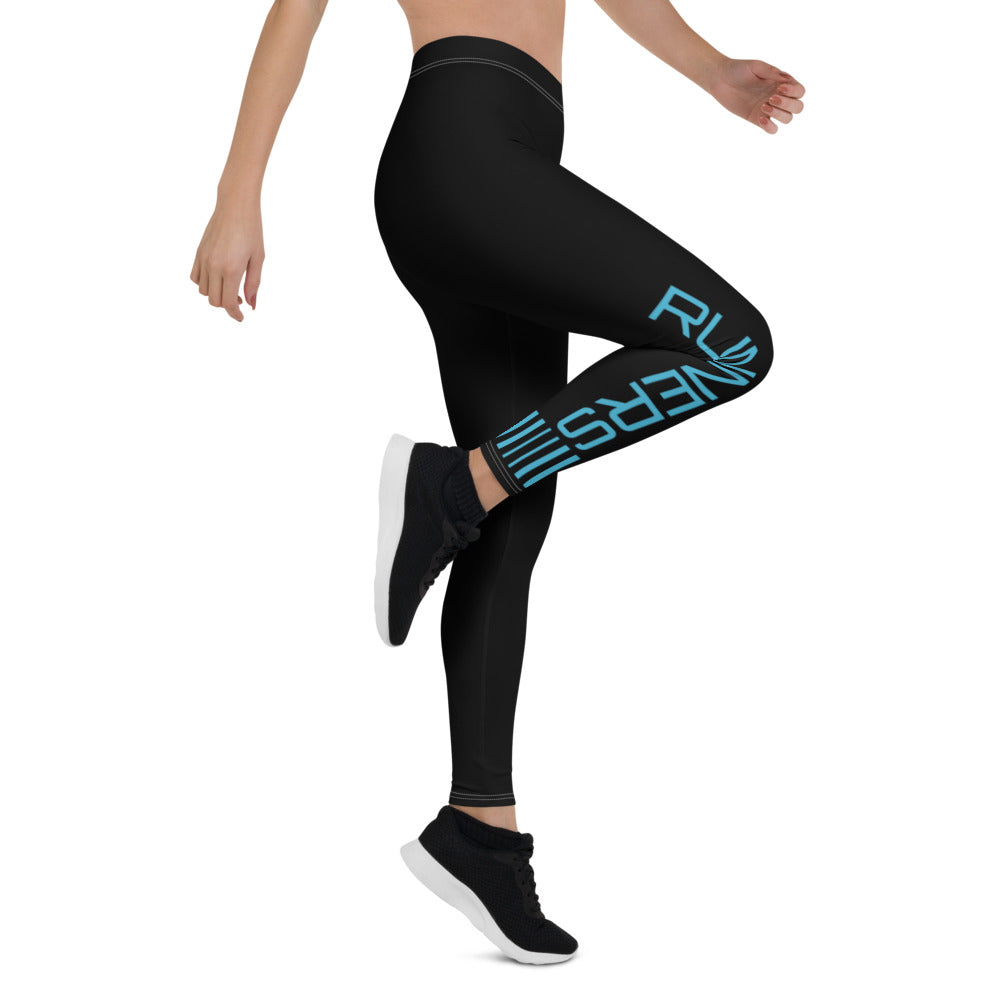 Competitor Leggings - Blue