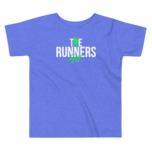 Runners Toddler Tee - Kaleido