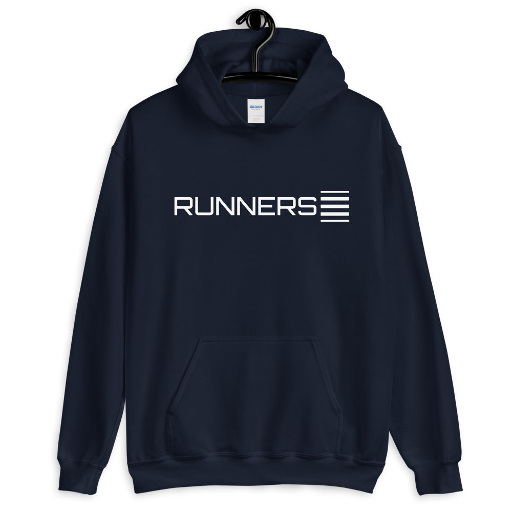 Competitor Hoodie - White