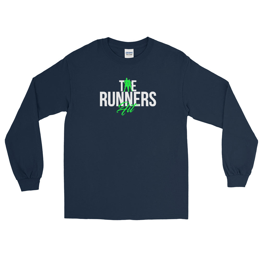 Runners Unisex Long Sleeve Tee