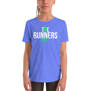 Runners Youth Tee - Kaleido