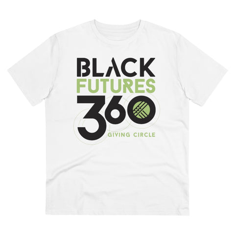 BLACK FUTURES 360  T-shirt - Unisex