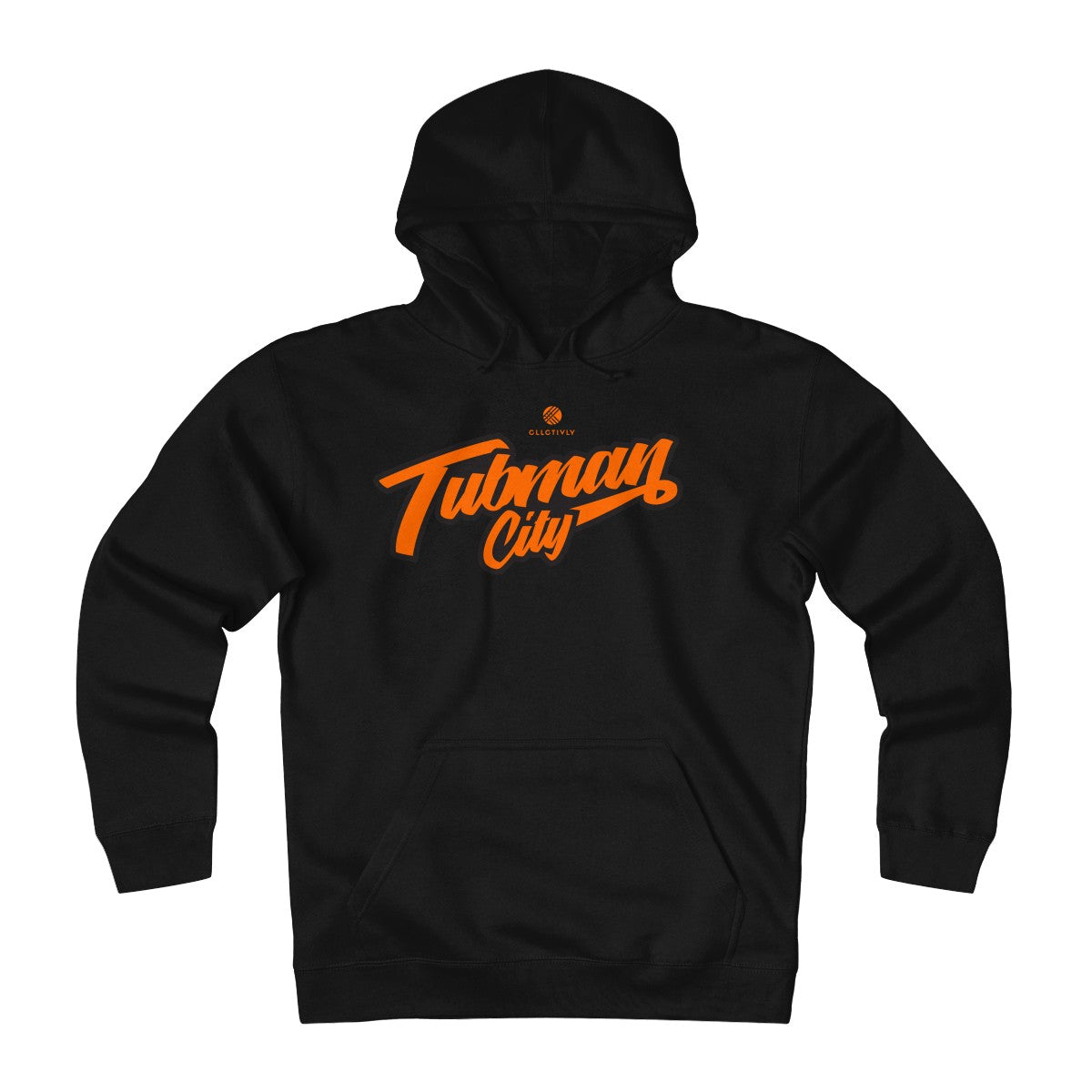 Tubman City - Unisex Heavyweight Fleece Hoodie