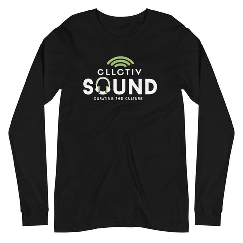 CLLCTIVSOUND: Unisex Long Sleeve Tee