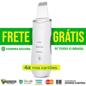 Facial Joy® - Tira cravos e espinhas