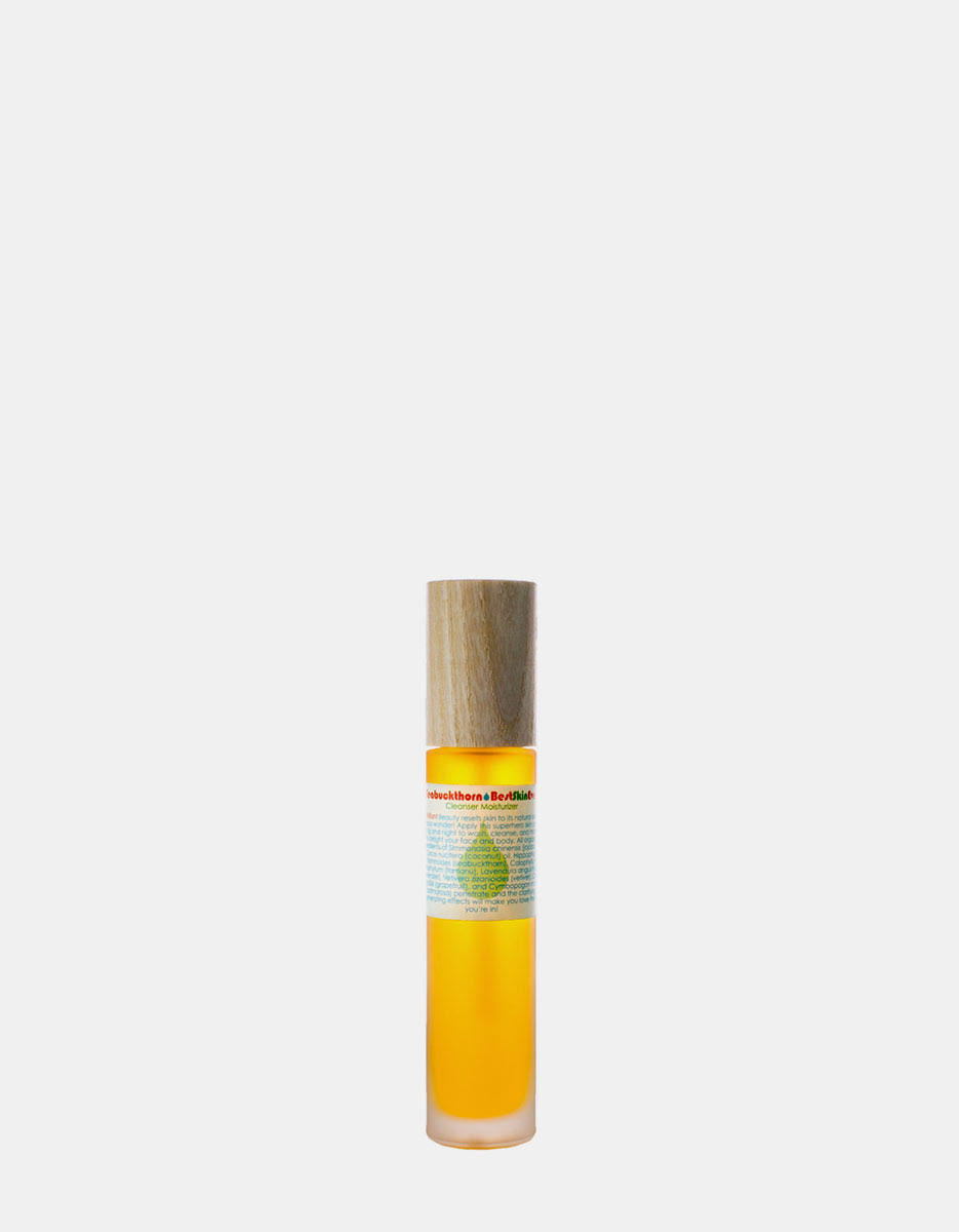 Seabuckthorn Oil Cleanser