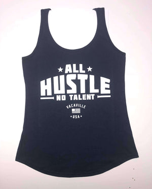Load image into Gallery viewer, Hustle, All Hustle, Sweat, Tank Top
