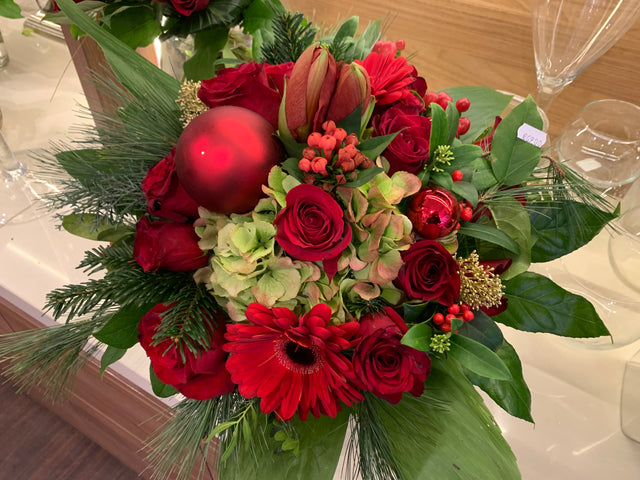 Meister's winterliches Bouquet