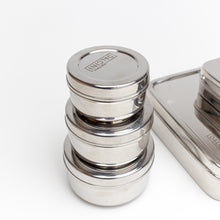 Load image into Gallery viewer, Stainless Steel Containiers - 5pc Lunch Kit