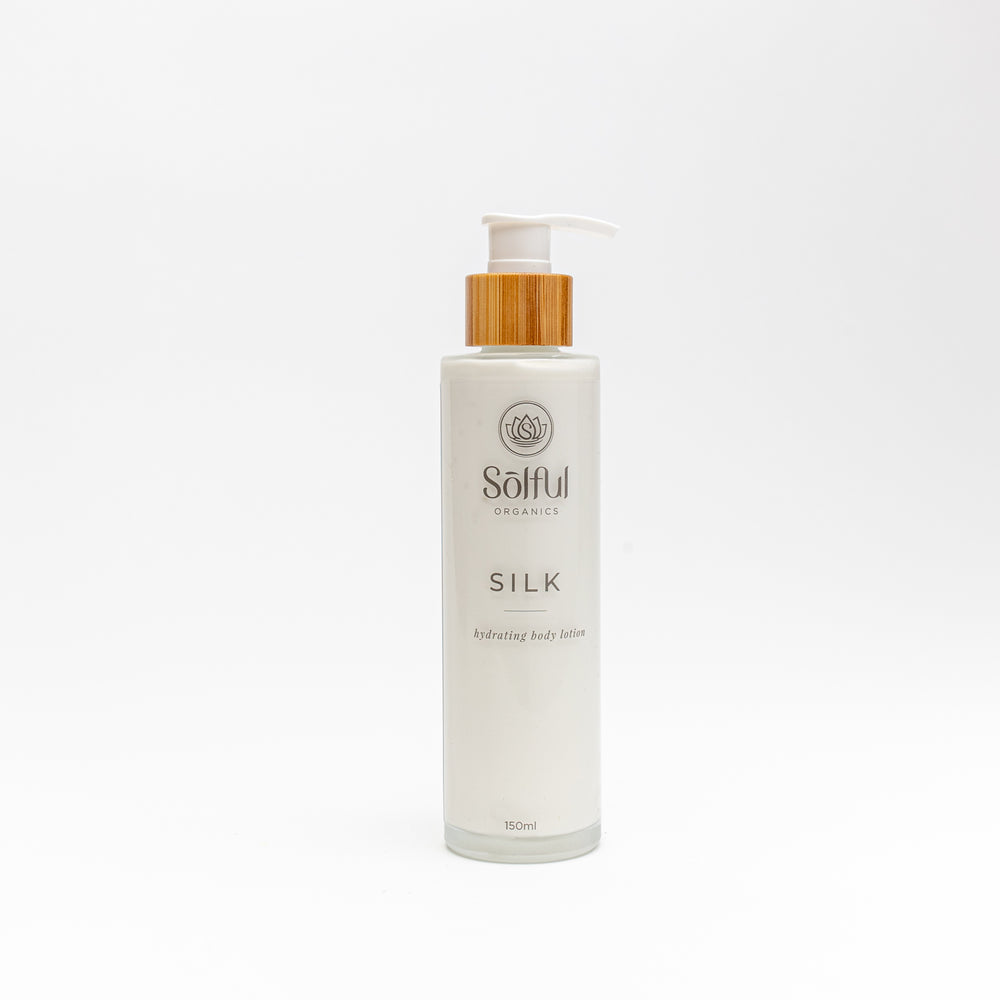 Silk Hydrating Body Lotion