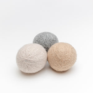 All Natural Wool Dryer Balls