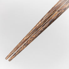 Load image into Gallery viewer, Coconut Wood Chopsticks