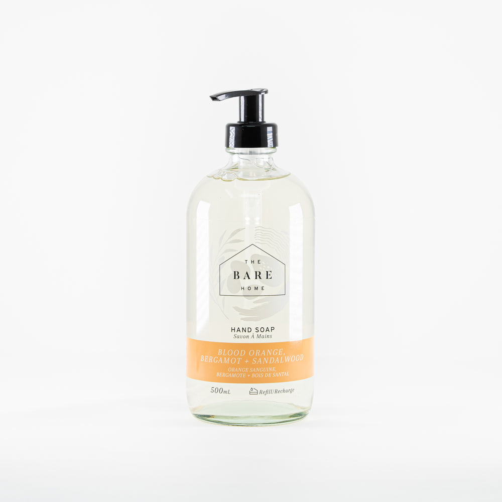 The Bare Home - Natural Hand Soap