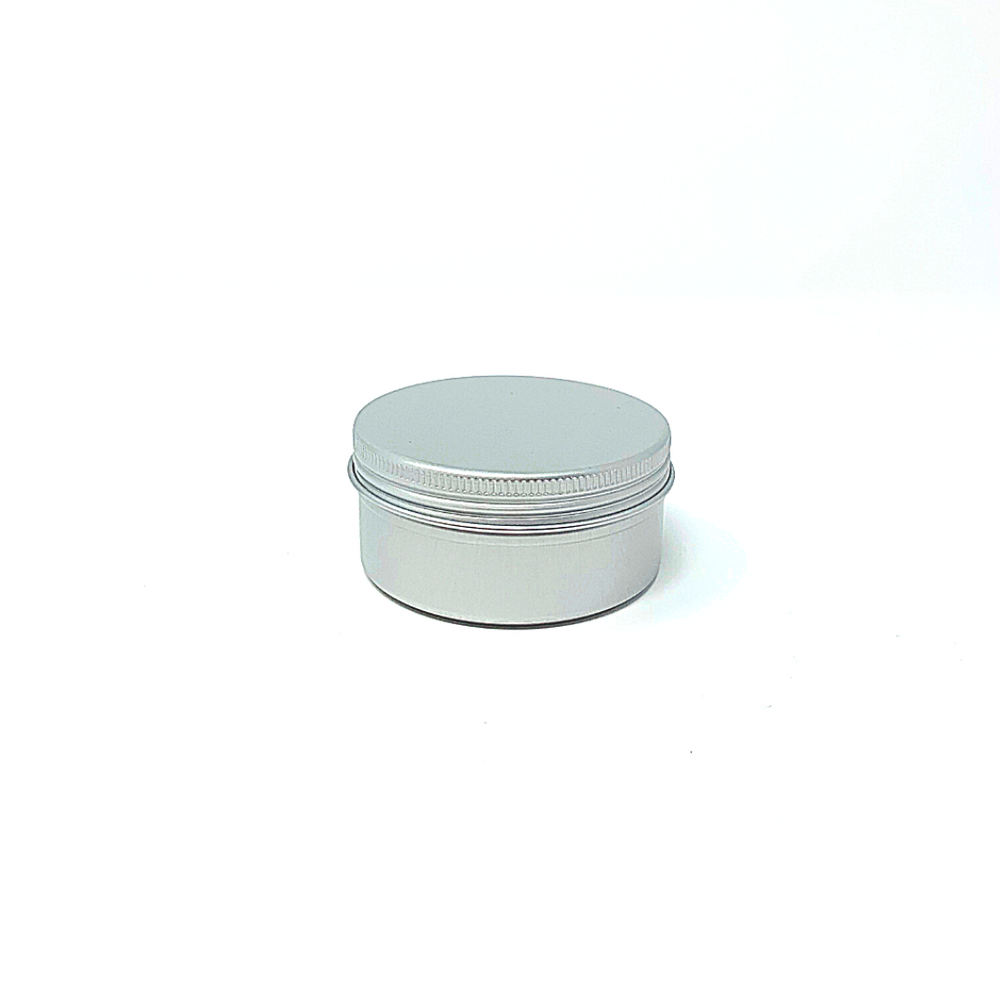 Aluminum Tin with Lid