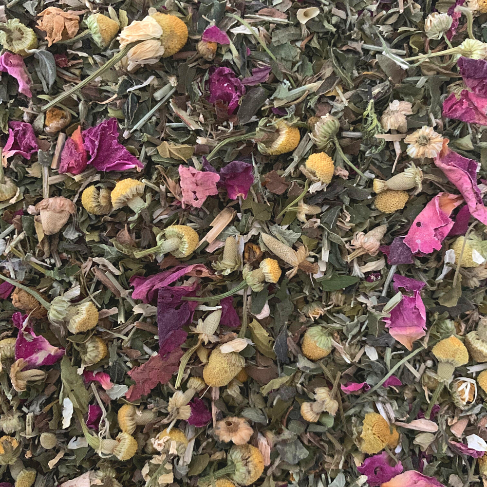 Load image into Gallery viewer, Superfood Tea Blend Refill - Ashwagandha + Chill $0.32/g