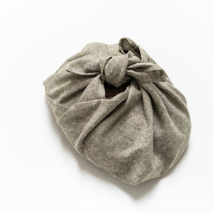 Lekko Life Goods - Linen Bread Bag (Large Bento Bag) - The Kind Matter Co.
