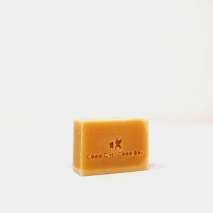 Unscented Organic Dog Shampoo Bar