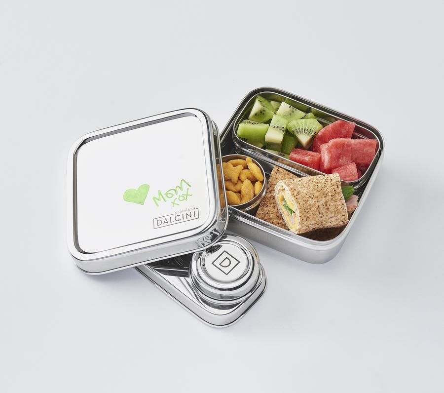 Stainless Steel Containers - Little Lunch Kit