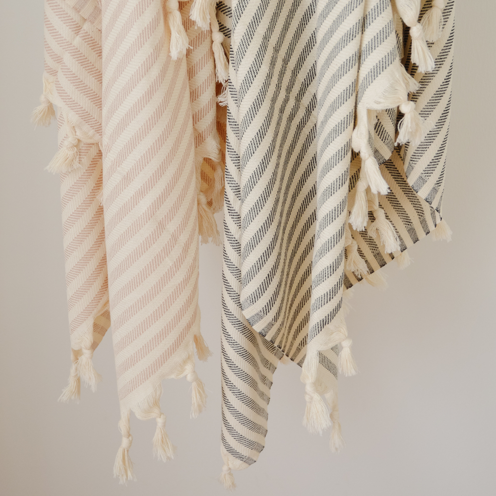 Load image into Gallery viewer, Oversized Turkish Towel