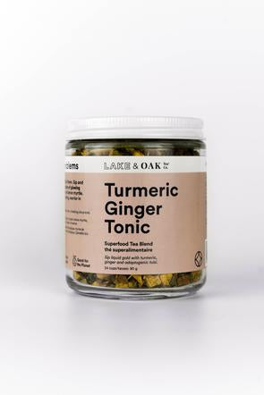 Load image into Gallery viewer, Turmeric Ginger Tonic