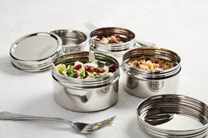 Dalcini Stainless Twist Top Trio - The Kind Matter Co.