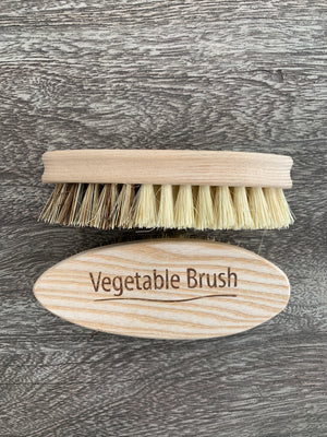 Redecker - Vegetable Brush - The Kind Matter Co.