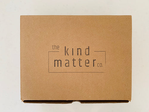 Quarterly Subscription - The Kind Matter Co.