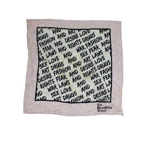 The Times Silk Bandana
