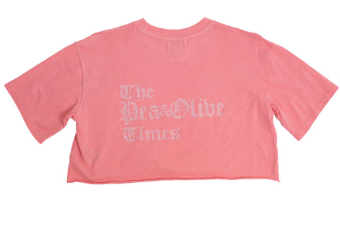 The Pea & Olive Times x Topshop Tee