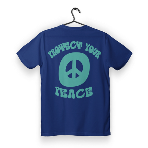 PROTECT YOUR PEACE ☮ MEN'S TEE