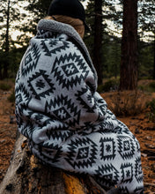 Load image into Gallery viewer, Tahoe Grey Sleeper Blanket