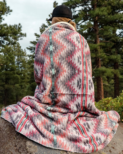Lakota Sleeper Blanket