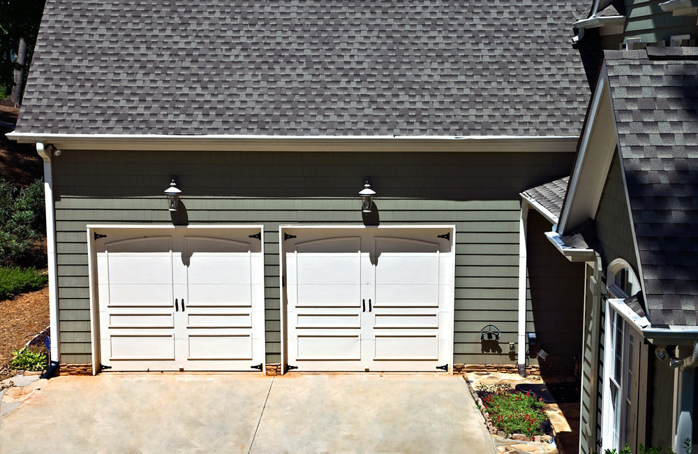 residential air curtains for garage doors