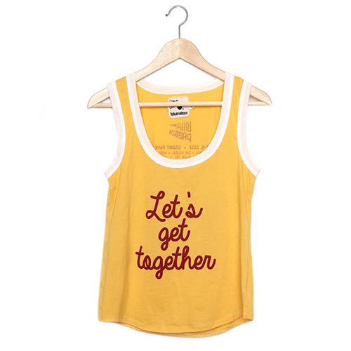 2017 Let's Get Together Lineup Tank