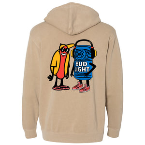 Bud Light Ballpark Hoodie