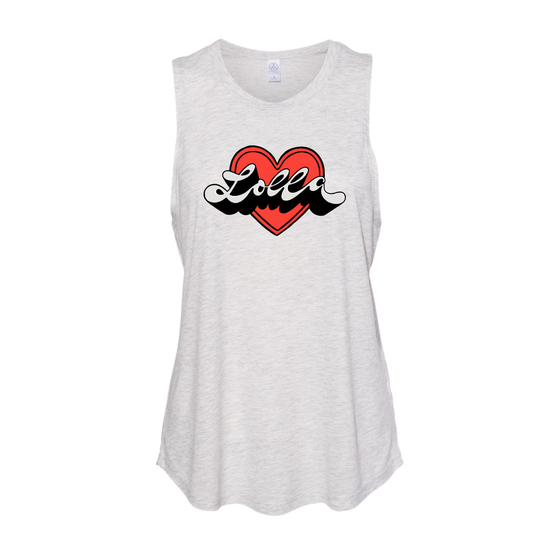 Lolla Heart Tank