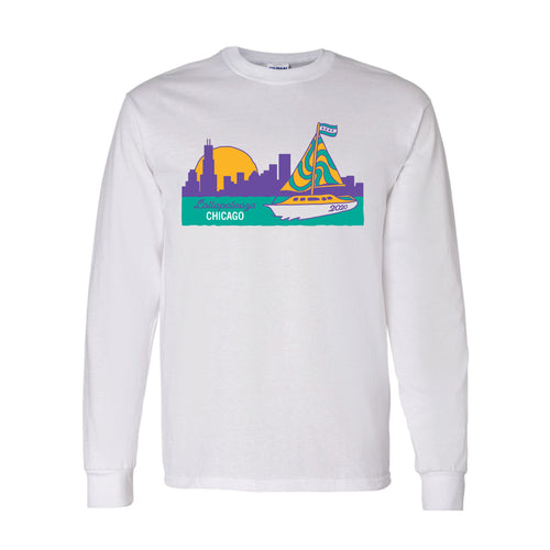 Nautical Skyline Long Sleeve